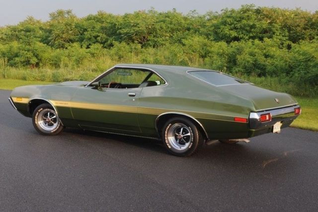 1972 Ford Torino Fastback