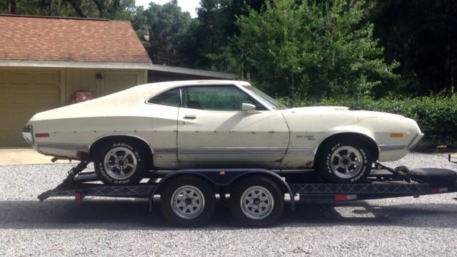 72 gran torino gt sports roof fastback rare cobra jet ram air ps pdb no reserve for sale photos technical specifications description