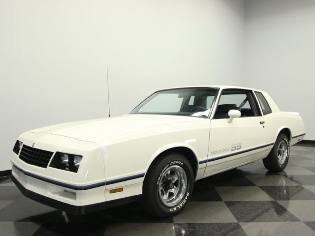 1984 Chevrolet Monte Carlo Base Coupe 2-Door