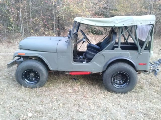 1973 Jeep CJ 2 door