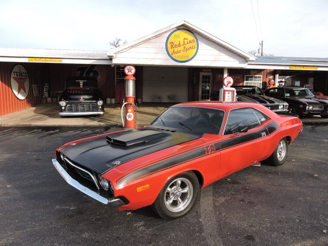 1973 Dodge Challenger NUMBER MATCH G code 318