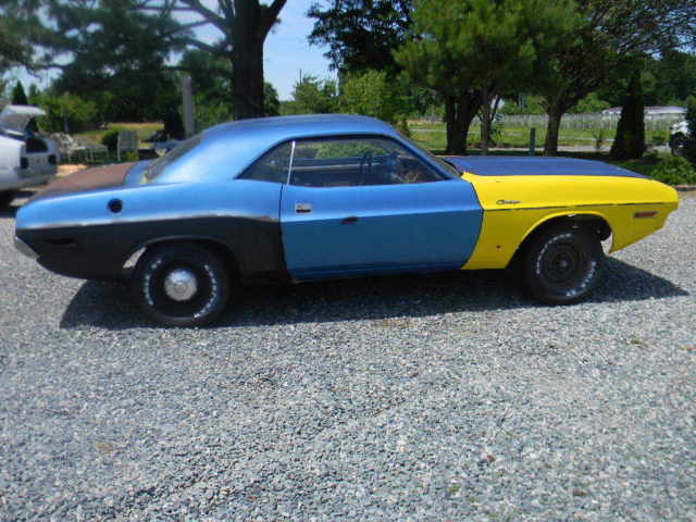 73 Dodge Challenger Project For Sale Photos Technical