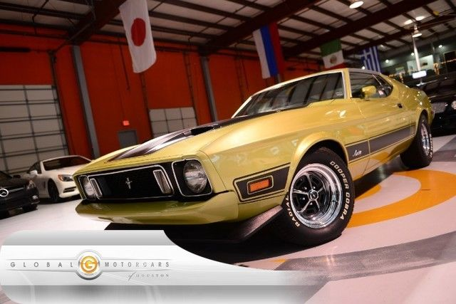1973 Ford Mustang Mach 1 Sportsroof