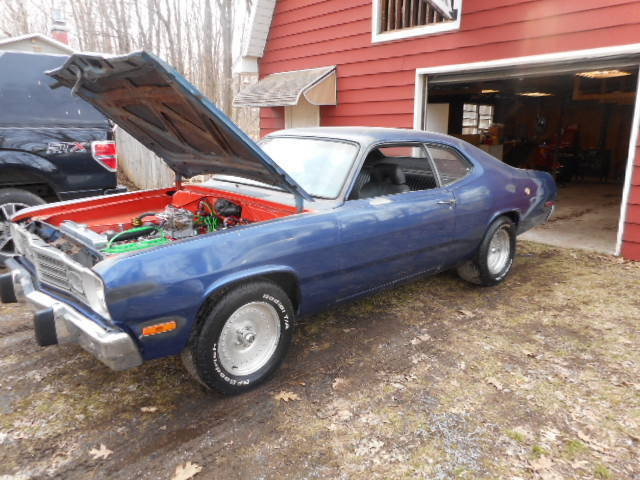 1973 Plymouth Duster RWD