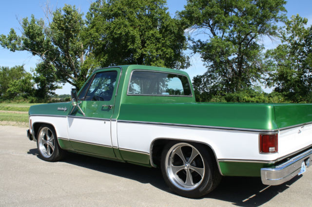 74 chevy c10 pro touring square body short bed pickup truck original 1983 Chevy C10 Long Bed prevnext