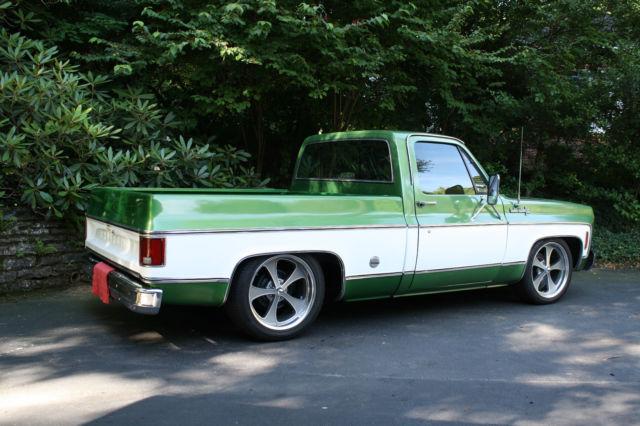 1974 Chevrolet C10 Stepside 454 Big Block California