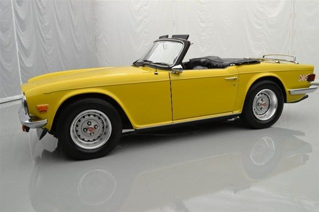1976 Triumph Other TR6