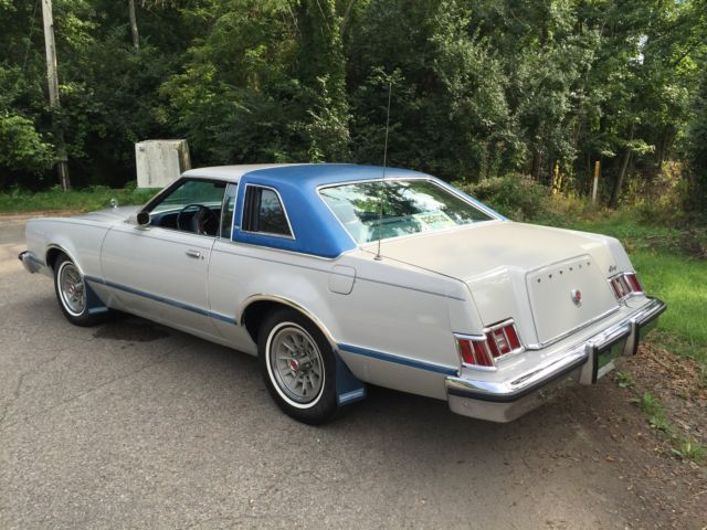 78 Mercury cougar XR7 for sale photos technical specifications
