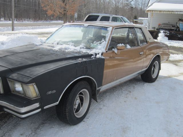 78 monte carlo for sale: photos, technical specifications
