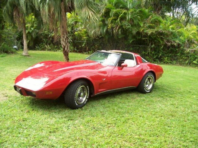 79 Corvette L 82