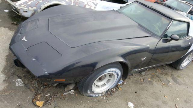 79 Corvette Project Car