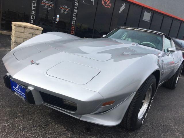 79 Corvette Stingray L82
