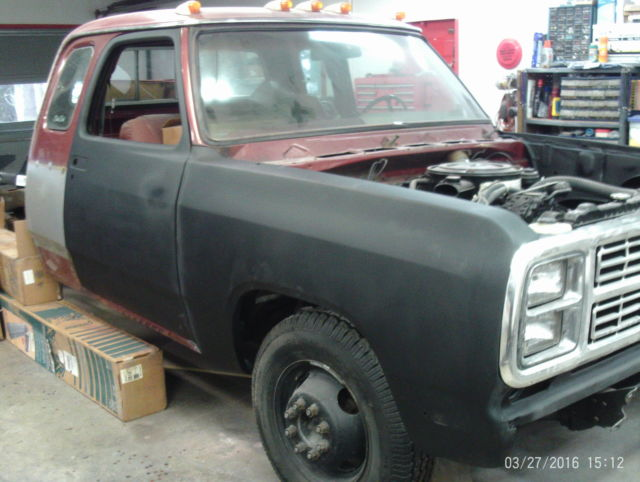 1979 Dodge Other Pickups 350 Xtra Cab Dually