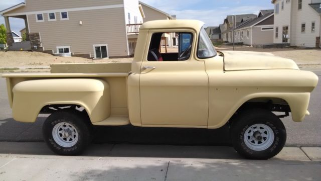 1958 Chevrolet Other Pickups napco
