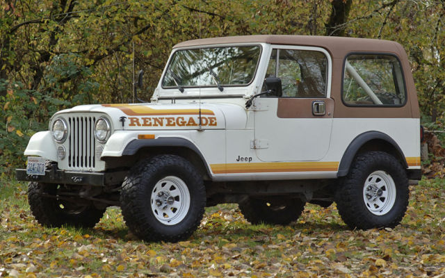 1982 Jeep CJ - Stock & Original CJ7 -