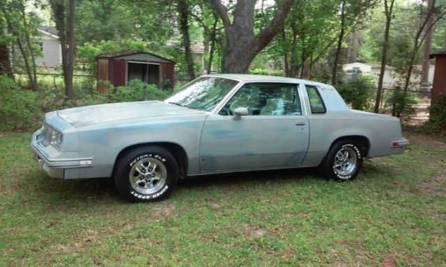 1983 Oldsmobile Cutlass Base