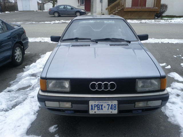 1985 Audi Other GT