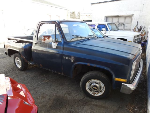 84 Chevy C10 Stepside For Sale Photos Technical Specifications