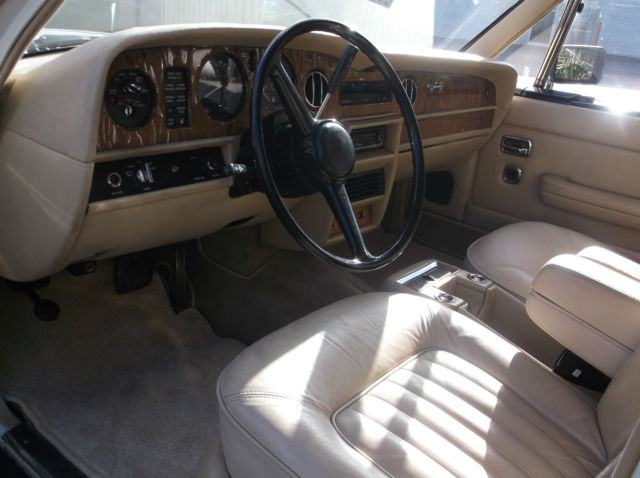84 Rolls Royce Silver Spur For Sale Photos Technical