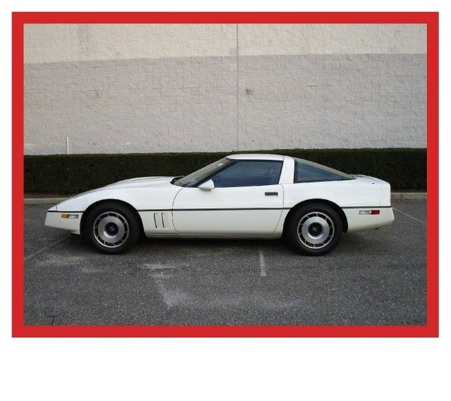 1984 Chevrolet Corvette only 28k miles Mint condition