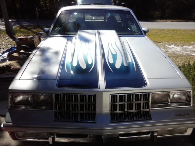 1985 Oldsmobile Cutlass