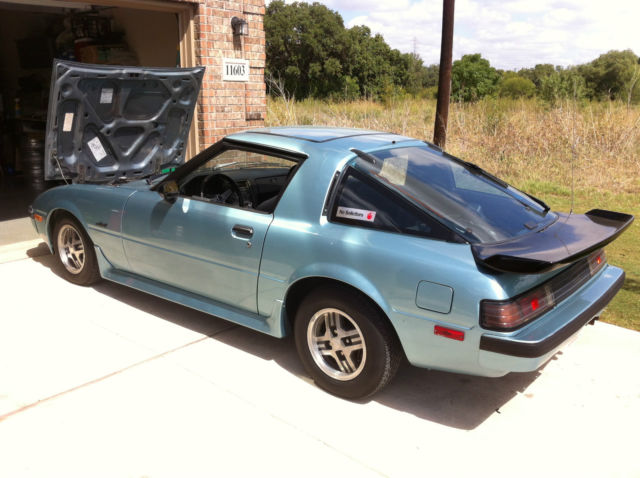85 Rx7 Gsl With 20b 3 Rotor Engine Fb Sa Sa22c Fd3s Fc3s: 1985 Mazda Rx 7 Wiring Diagram At Hrqsolutions.co