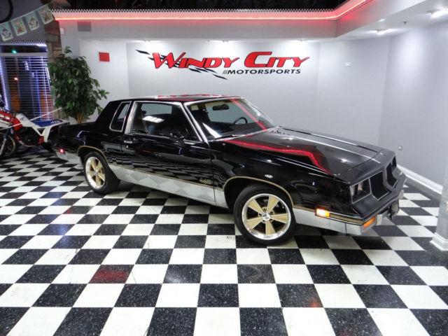 86 Oldsmobile Cutlass 442 Coupe V8 Low Miles Hurst Wheels Build