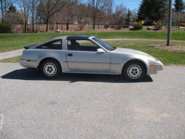 1986 Nissan 300ZX LEATHER