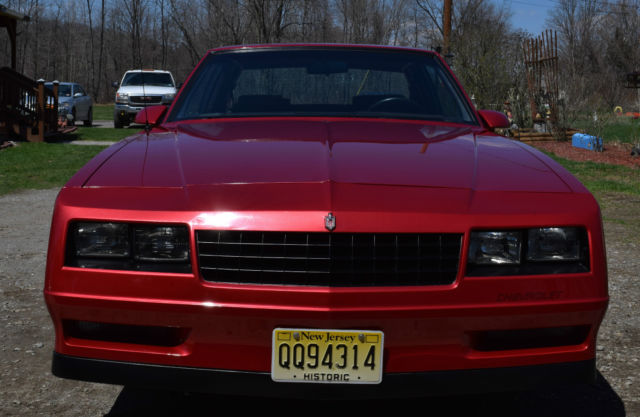 87 monte carlo ss beautifully restored for sale photos technical specifications description. Black Bedroom Furniture Sets. Home Design Ideas