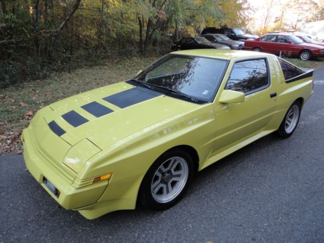 1988 Chrysler Conquest TSi CONQUEST TSI / STARION ESI-R, 91k LOW MILES