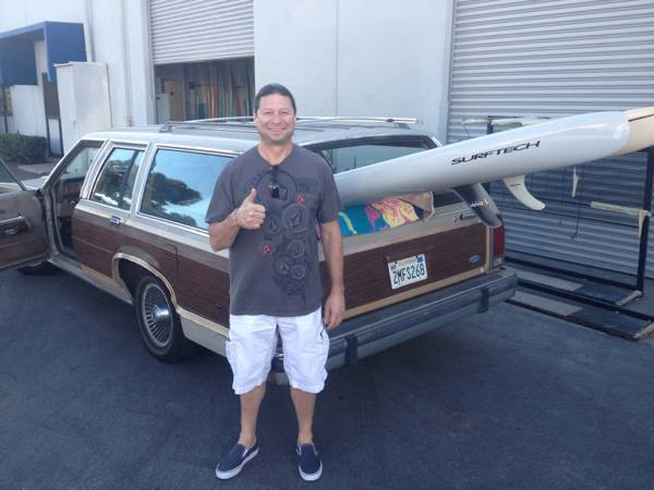 1988 Ford Country Squire Station Wagon