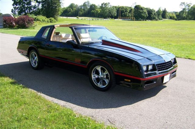 185493 88 Monte Carlo Ss on custom car stereo