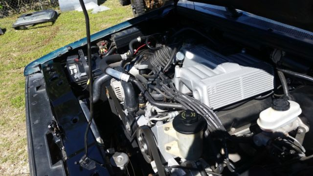 89 Bronco II 302 Swap for sale: photos, technical specifications