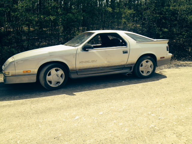 1989 Dodge Daytona