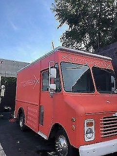 89 GMC grumman olsen step van-NEW ENGINE! for sale: photos
