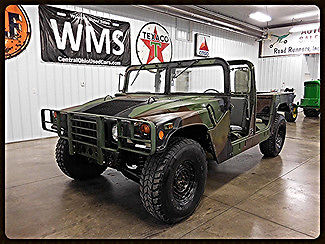 1980 Hummer H1 Military H1