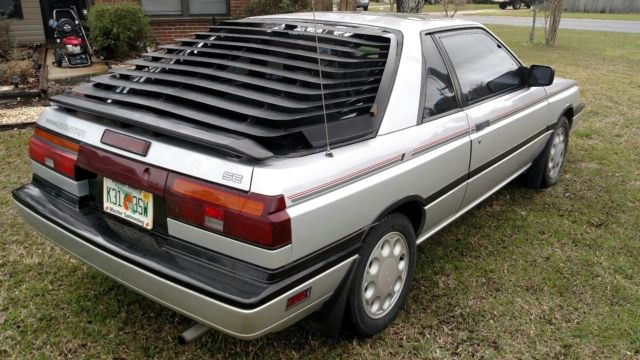 89 NISSAN SENTRA SE COUPE for sale: photos, technical specifications