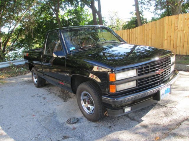 90 Chevrolet 454 SS Pickup Stock 454SS for sale: photos