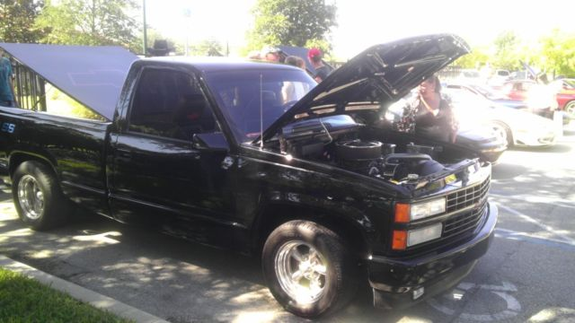 90 39 chevy 454ss pickup truck for sale photos technical specifications description. Black Bedroom Furniture Sets. Home Design Ideas