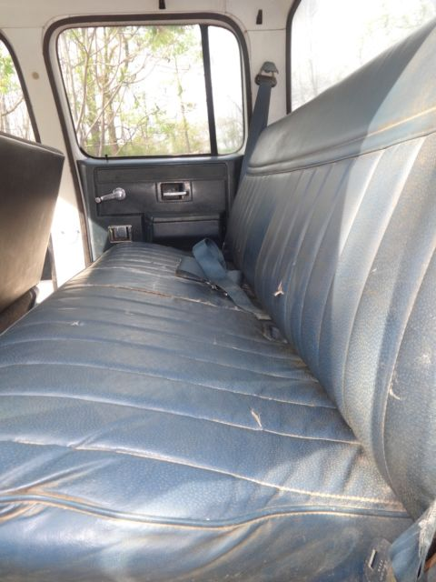 91 CHEVY 1 TON 3+3 CREW CAB TRUE 4X4 TRUCK OLD BODY STYLE ...