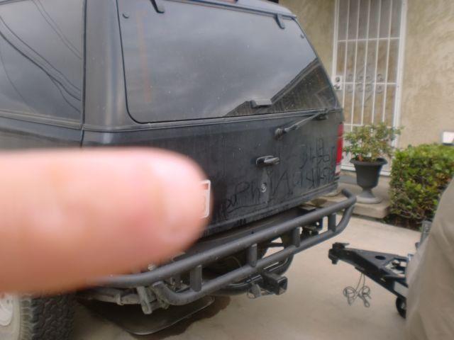 91 Ford Explorer Prerunner 4X4 for sale: photos, technical