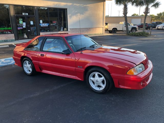 91 Mustang Gt >> 91 Mustang Gt All Stock Original Paper Work For Sale Photos