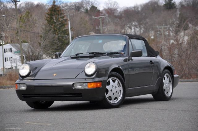 1991 Porsche 911 911 Air Cooled - 964 4 - Carrera AWD