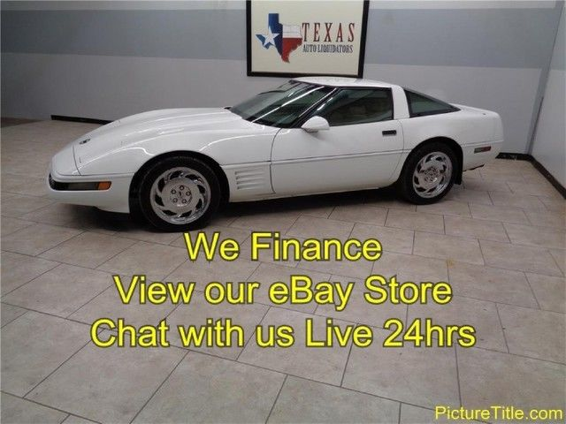 1992 Chevrolet Corvette Corvette Targa Top