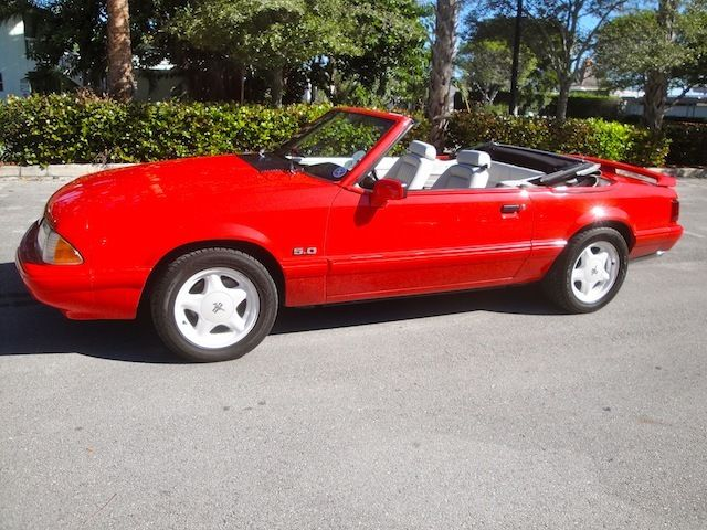 1992 Ford Mustang CONVT*FLA
