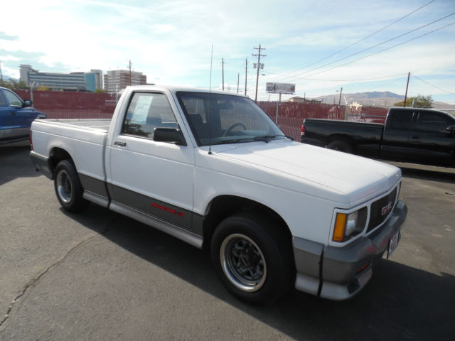 92 GMC Sonoma GT *RARE* *LOW MILES* ONLY 101 EVER MADE for sale