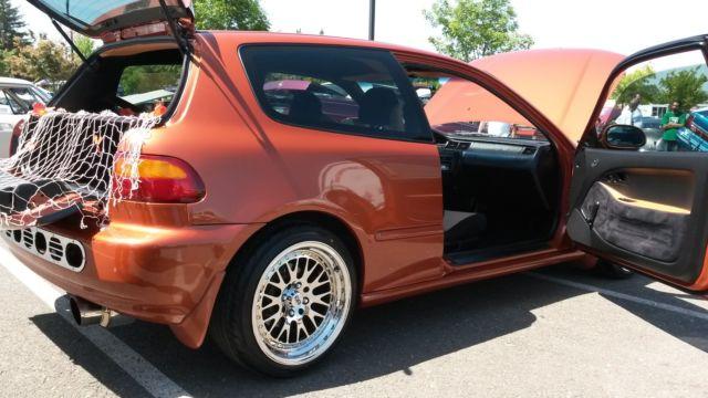 Acura Of Dayton >> 92 Honda Civic Hatchback for sale: photos, technical ...