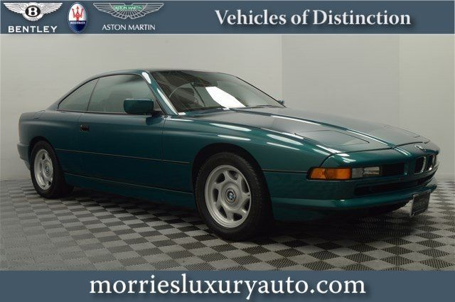 1993 BMW 8-Series V12 Coupe