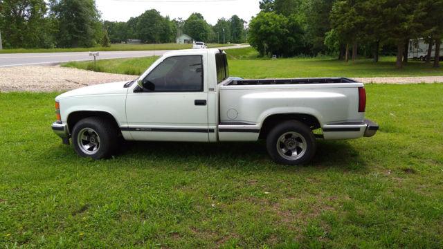 93 Chevy Silverado Short Stepside For Sale Photos