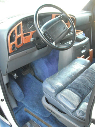 93 Ford Centaurus Van Conversion For Photos Technical